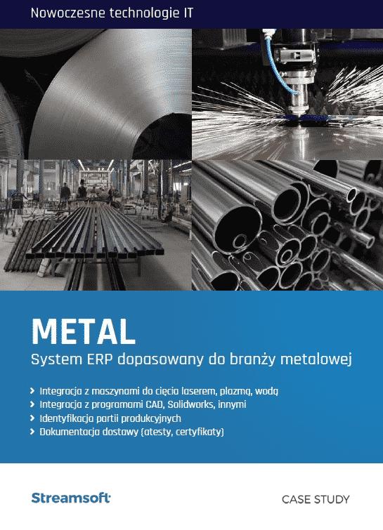 626be32e8bac90 System ERP dla produkcji w branży metalowej :: Streamsoft Prestiż