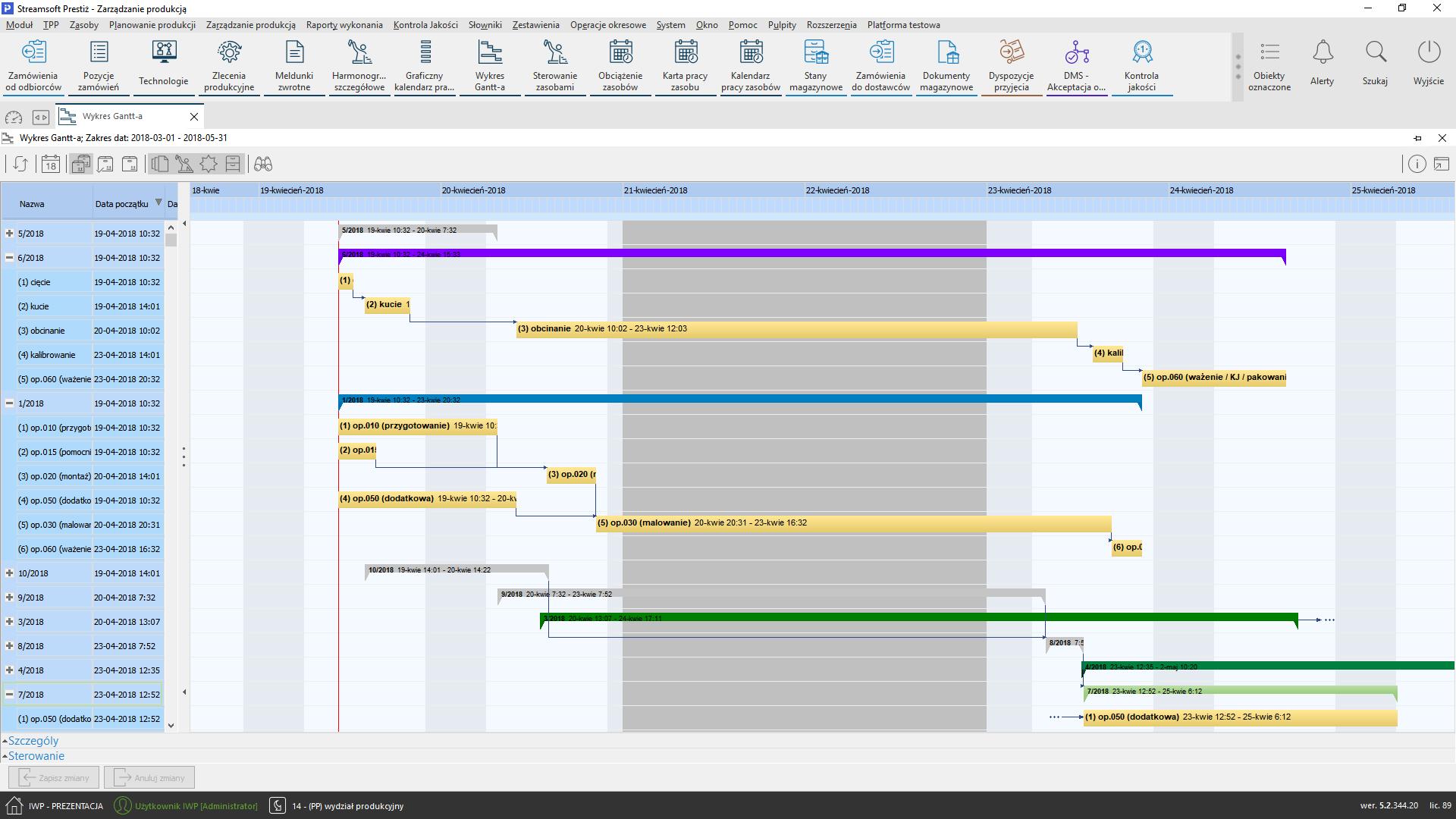 eaf25f56c4da2d Zarządzanie Produkcją - Streamsoft